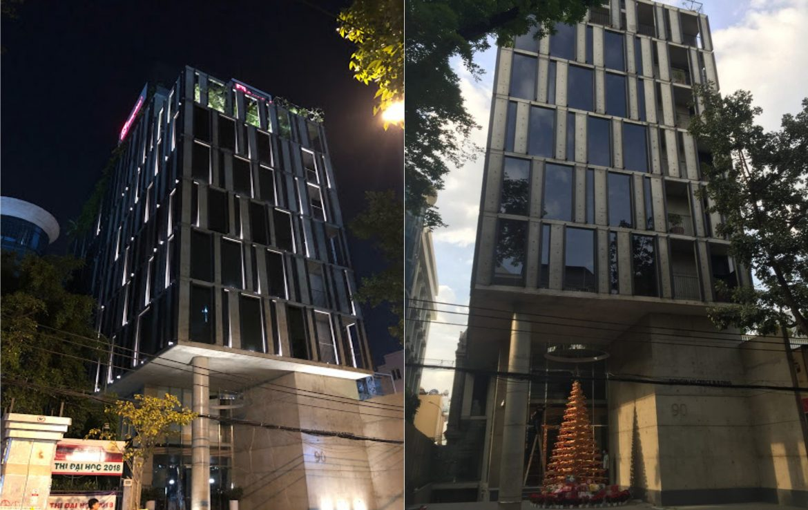 dong nhan building office for lease for rent in district 1 ho chi minh