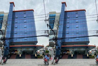 ضلع 2 ہو چی منہ میں کرایہ کے لئے کم خانہ نگن عمارت کا دفتر