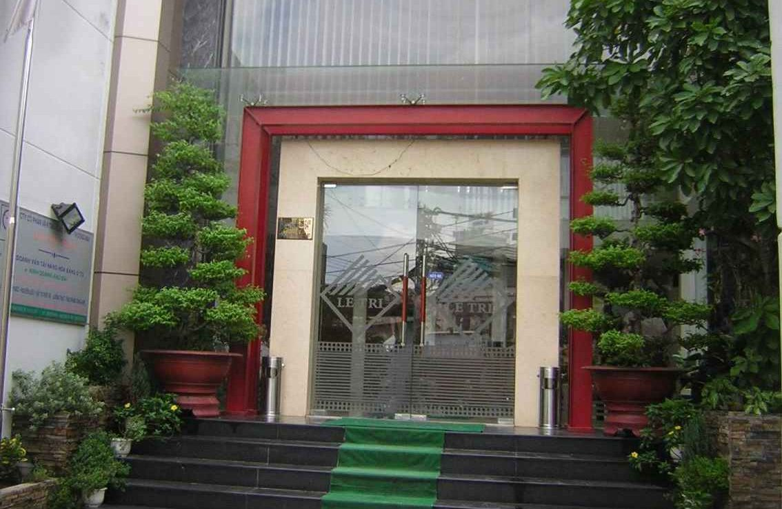le tri building office for lease for rent in binh thanh ho chi minh