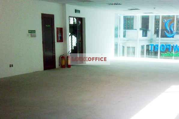 new port building office for lease for rent in binh thanh ho chi minh