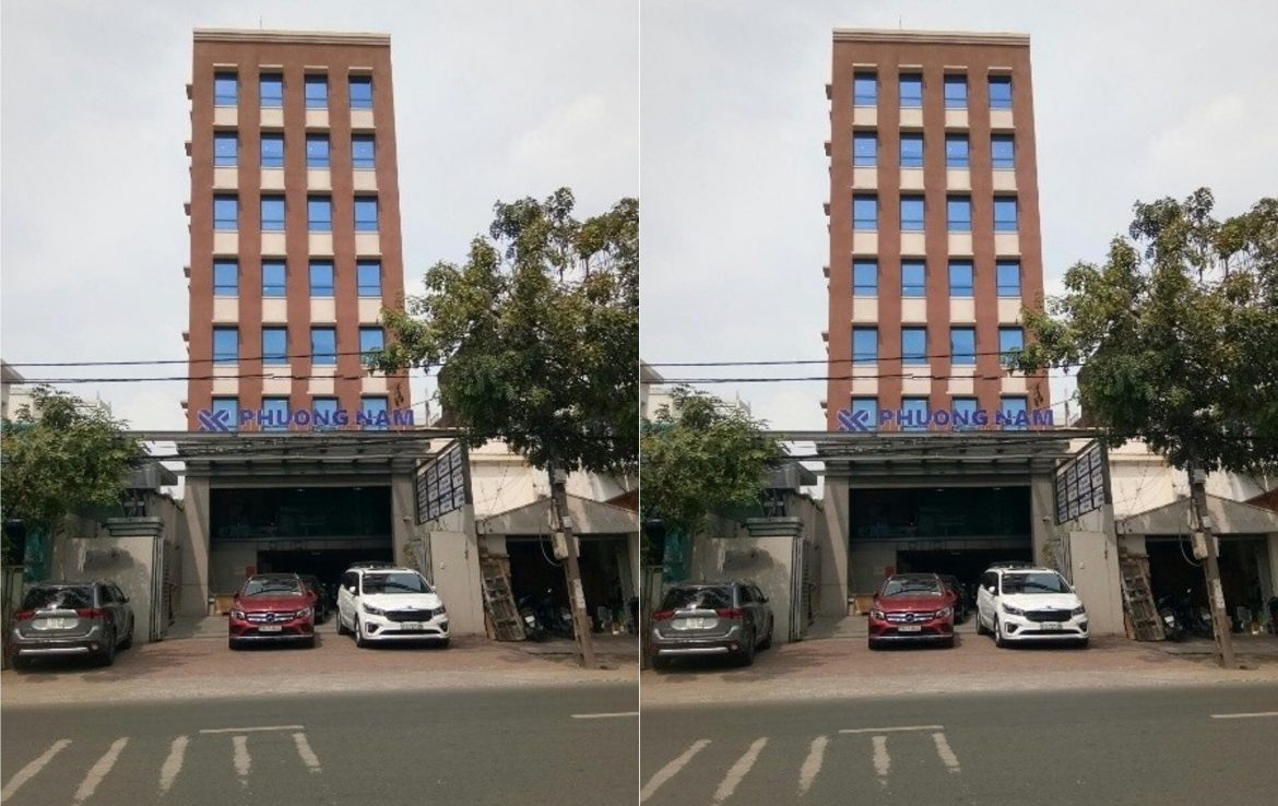 phuong nam holding office for lease for rent in binh thanh ho chi minh