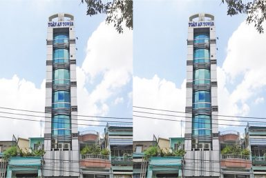 toan an tower office for lease for rent in binh thanh ho chi minh