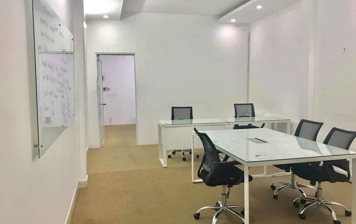 vd building office for lease for rent in binh thanh ho chi minh
