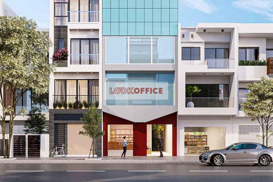 vno 168 office for lease for rent in binh thanh ho chi minh