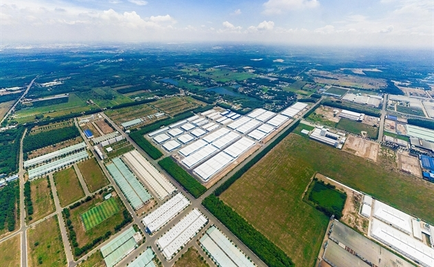 Post-COVID move in Vietnam's industrial real estate market - lookoffice.vn