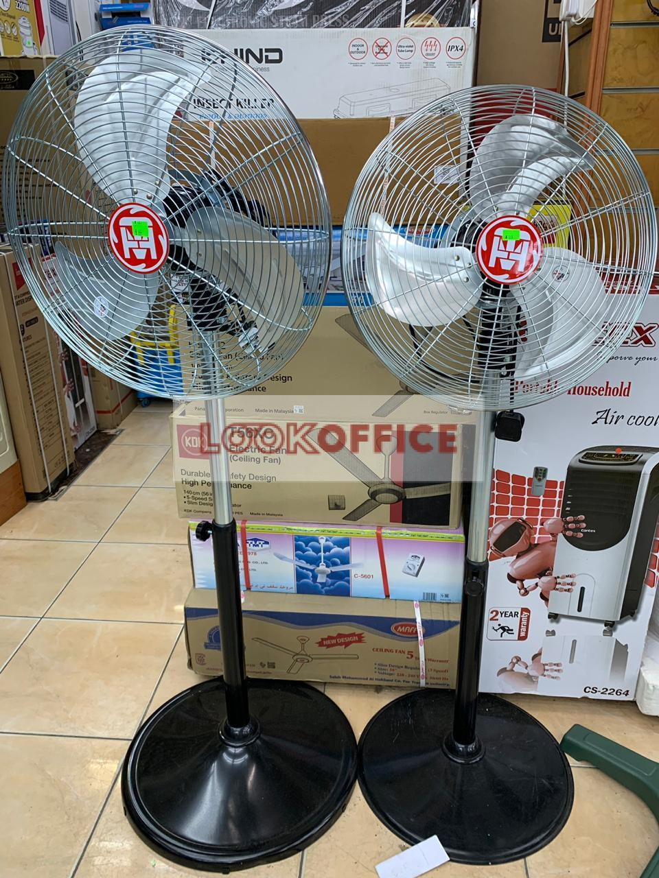 Taiwan enterprises find suppliers of industrial fans, vertical fans, wall fans-lookoffice.vn