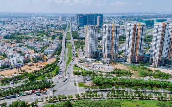 Thu Duc city will contribute about 30% of the GRDP of HCMC and account for about 7% of the country's GDP - lookoffice.vn