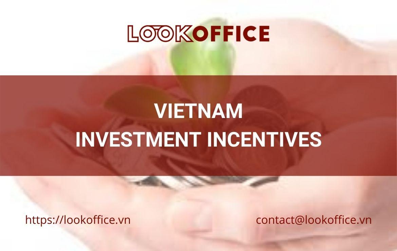 Vietnam Investment Incentives