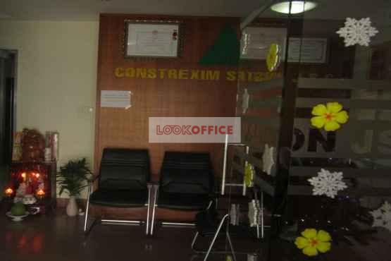 constrexim building office for lease for rent in phu nhuan ho chi minh