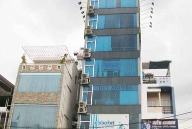 dong a building office for lease for rent in phu nhuan ho chi minh