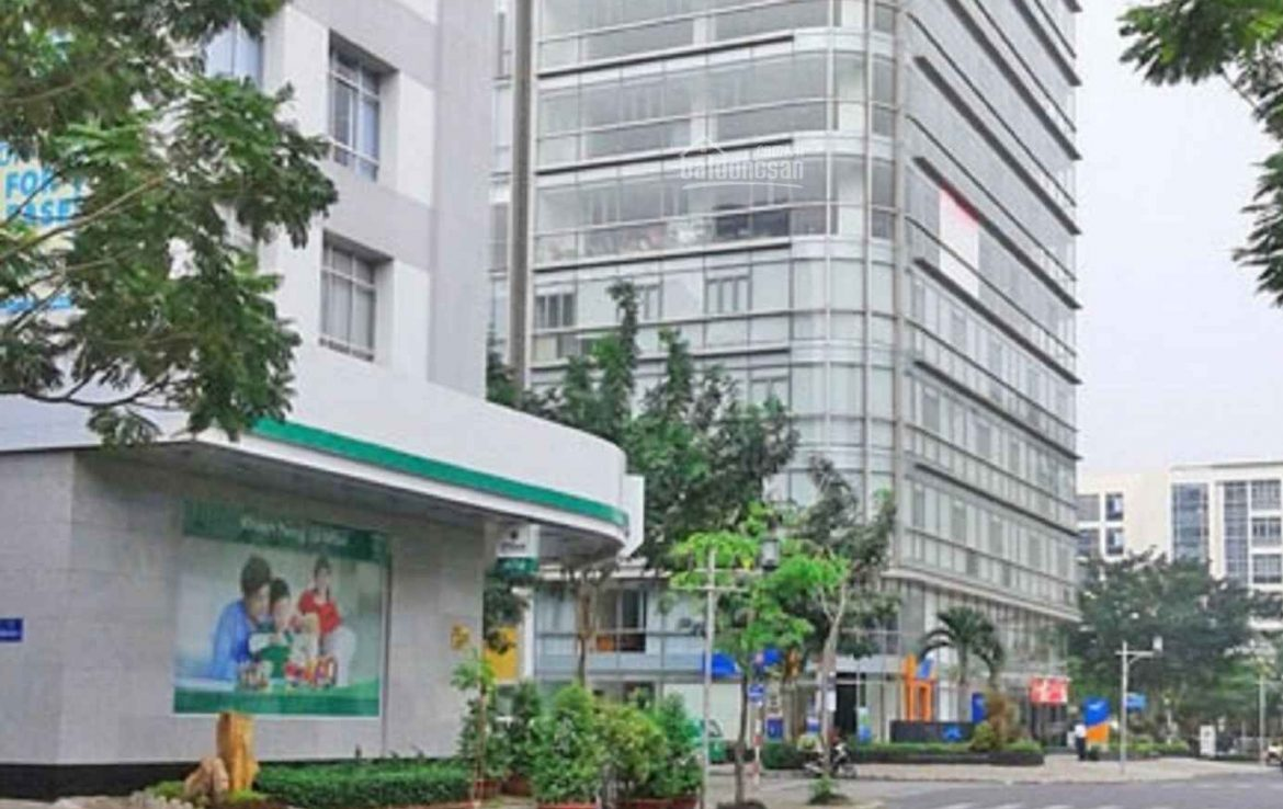 gia dinh office building office for lease for rent in thu duc ho chi minh
