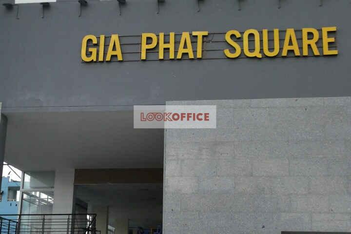 gia phat square office for lease for rent in go vap ho chi minh