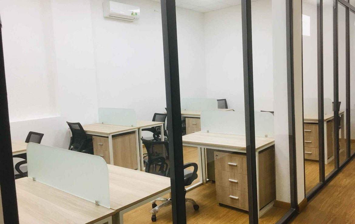 hb building office for lease for rent in go vap ho chi minh