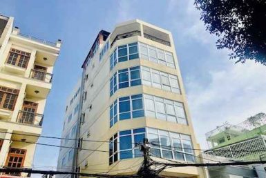 hvh building office for lease for rent in phu nhuan ho chi minh