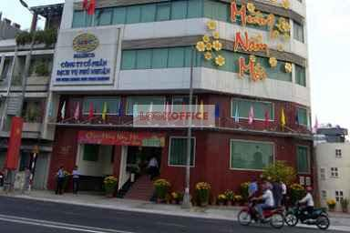 maseco building office for lease for rent in phu nhuan ho chi minh