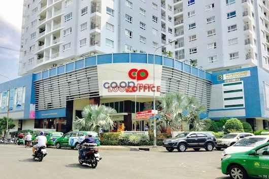 pn-techcons building office for lease for rent in phu nhuan ho chi minh