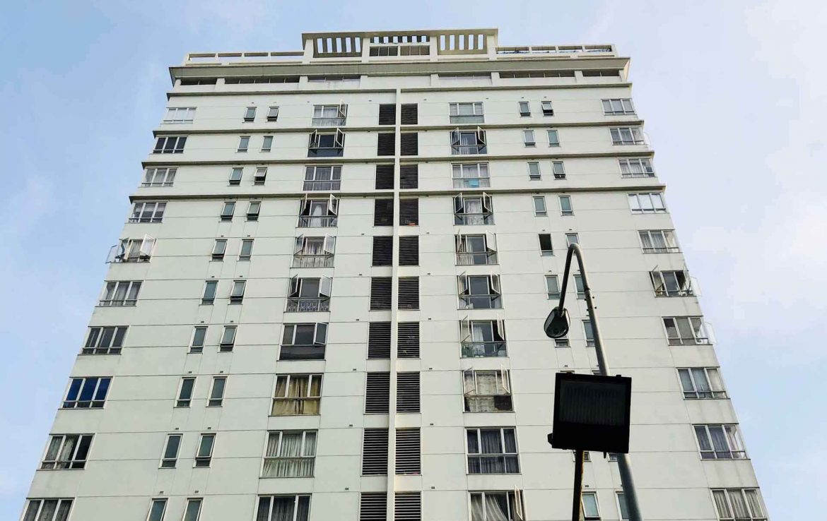 silland tower office for lease for rent in binh chanh ho chi minh