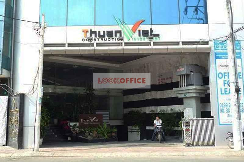 thuan viet building office for lease for rent in tan binh ho chi minh
