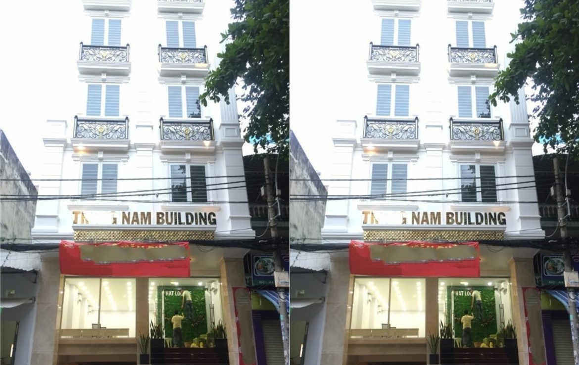 trung nam building office for lease for rent in tan binh ho chi minh