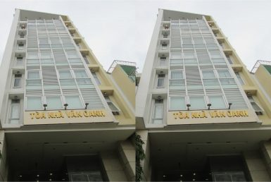 van oanh building office for lease for rent in phu nhuan ho chi minh