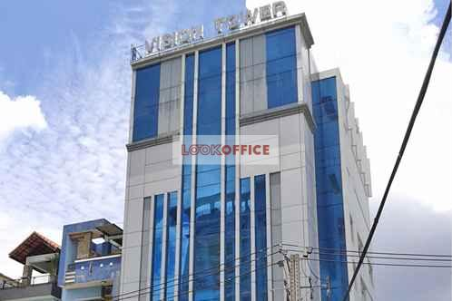 vision tower office for lease for rent in phu nhuan ho chi minh