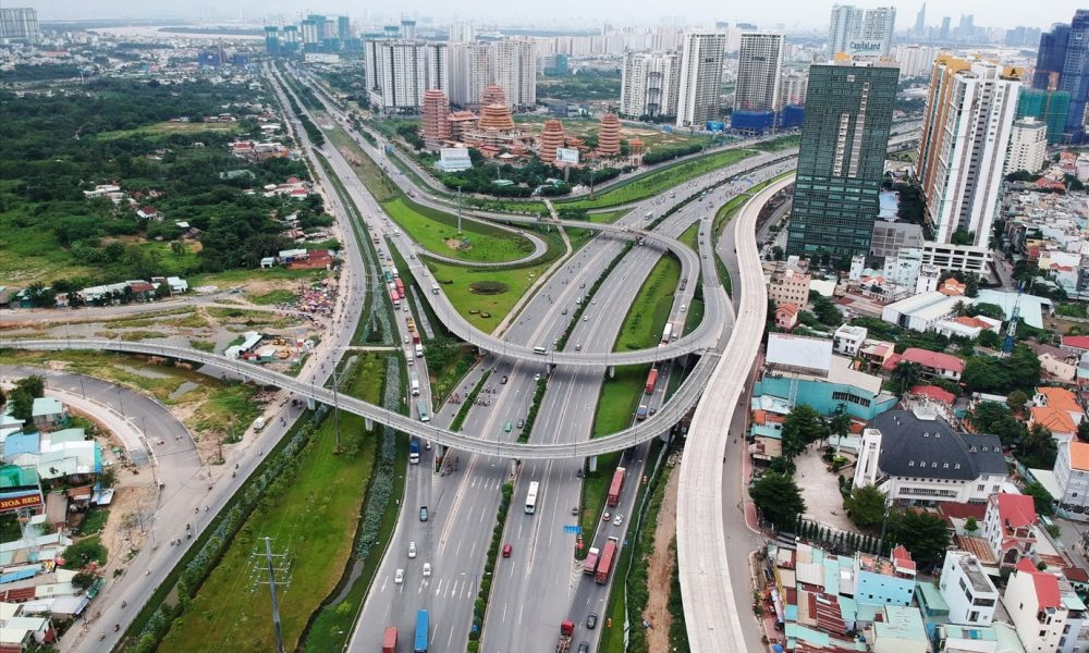 Activated infrastructure makes Thu Duc city real estate become vibrant - lookoffice.vn