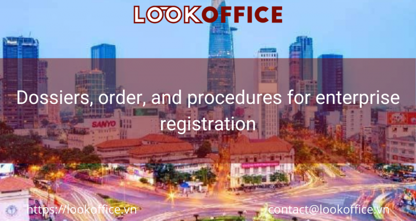 Dossiers, order, and procedures for enterprise