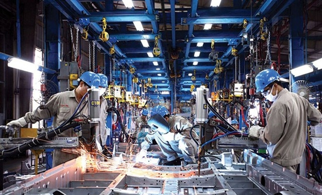 Vietnam's manufacturing PMI returned to growth territory in September - lookoffice.vn