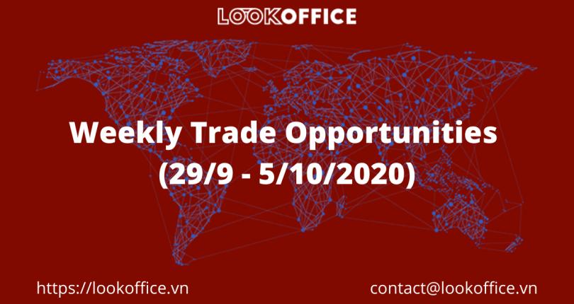 Weekly Vietnam Economy News (16 – 23/10, 2020)