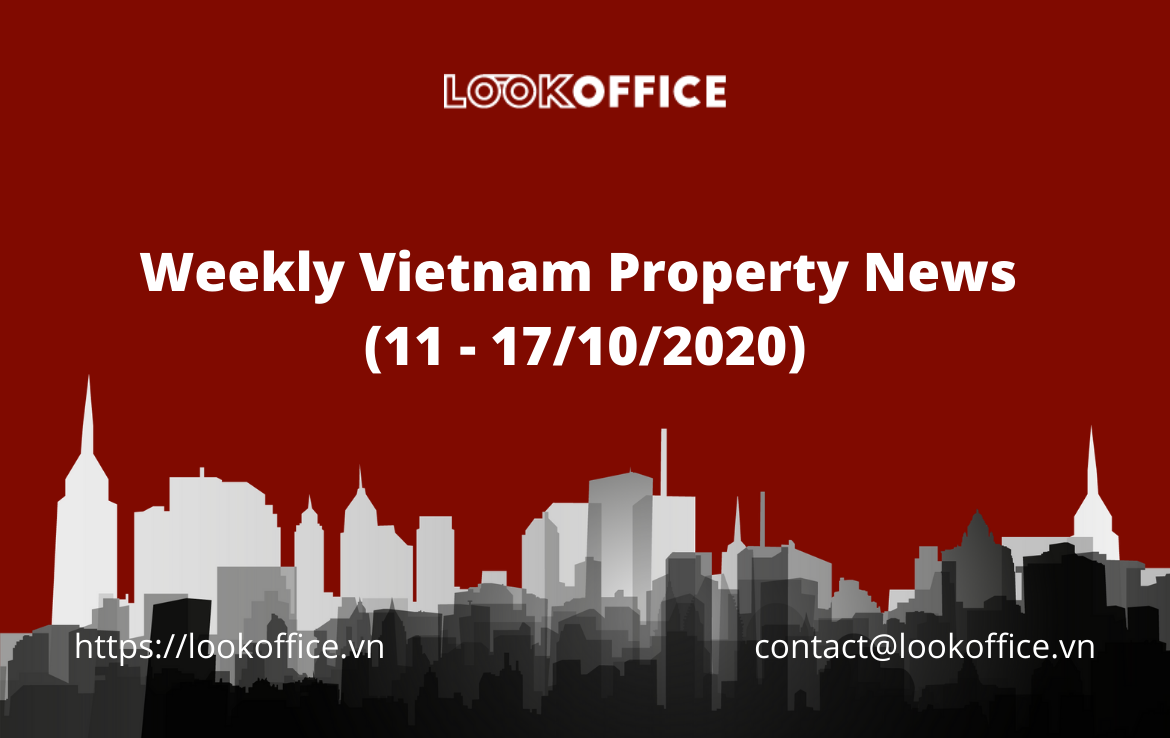 Weekly Vietnam Property News (11 – 17/10/2020)