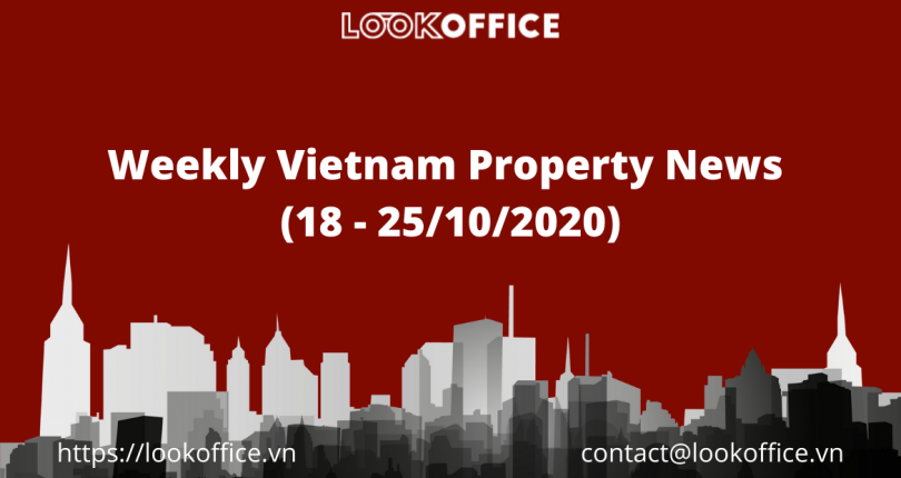 Weekly Vietnam Property News (18 – 25/10/2020)