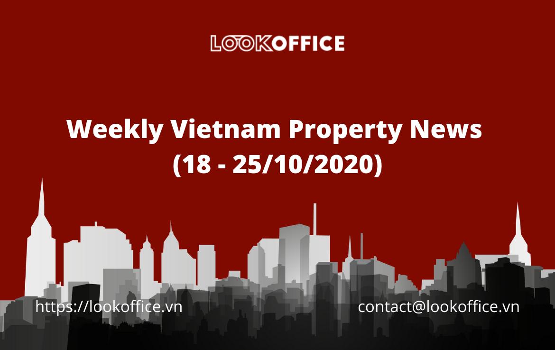Weekly Vietnam Property News (18 – 25/10/2020)