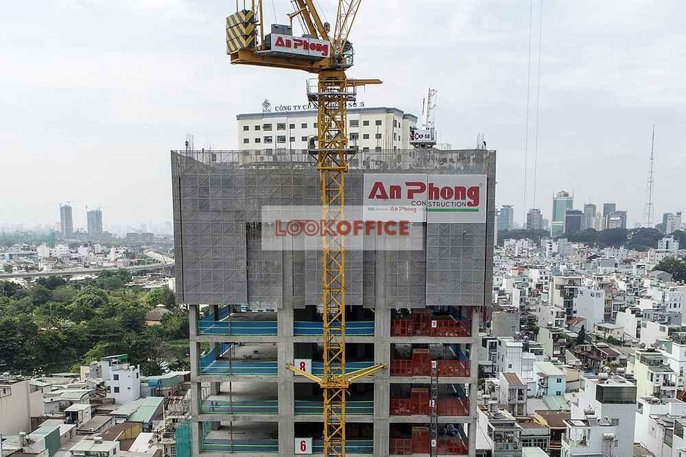 an phong tower office for lease for rent in binh thanh ho chi minh
