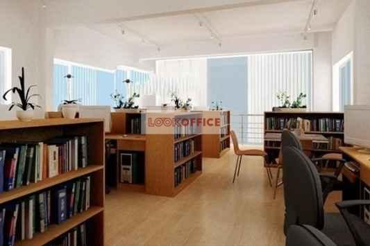 bsb building office for lease for rent in dictrist 10 ho chi minh