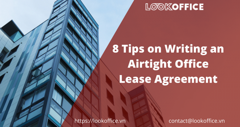 8 Tips on Writing an Airtight Office Lease Agreement
