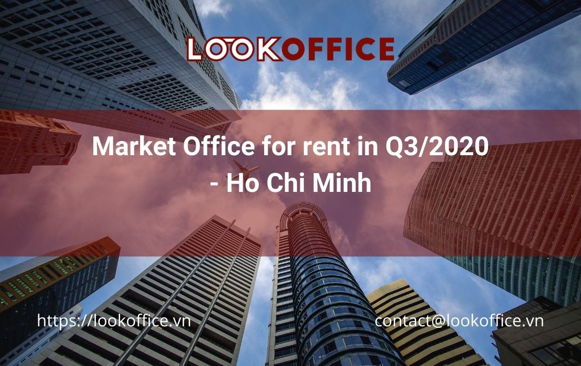 Market Office for lease in Q3/2020 – Ho Chi Minh