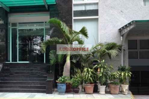 nakico building office for lease for rent in tan binh ho chi minh