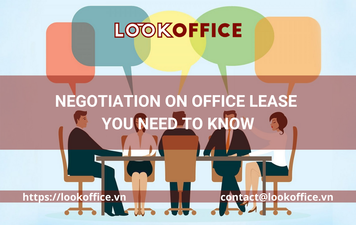Negotiation on office lease you need to know