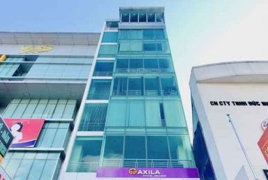 phl building office for lease for rent in tan binh ho chi minh