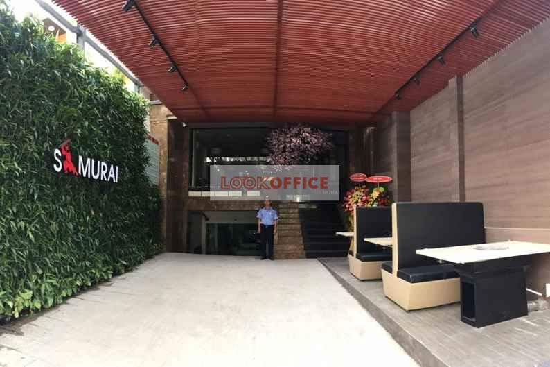 samurai building office for lease for rent in tan binh ho chi minh