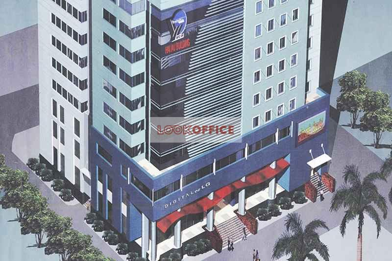 seagull building office for lease for rent in tan binh ho chi minh