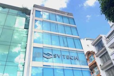 sv technologies building office for lease for rent in tan binh ho chi minh
