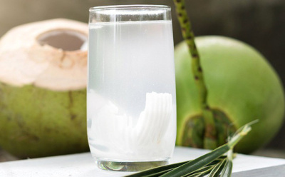 British businesses want to buy Vietnamese coconut water