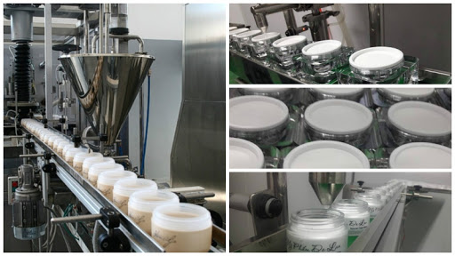 Algerian enterprises find suppliers of machinery and equipment for cosmetic production