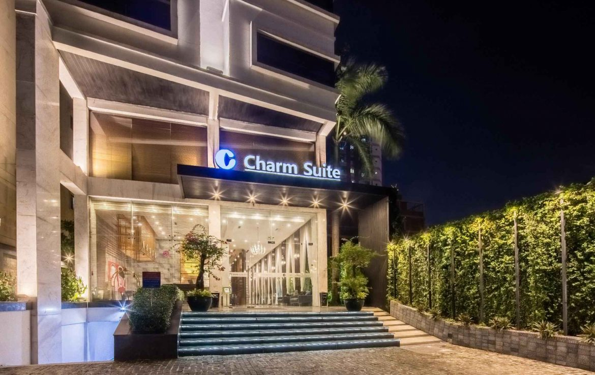 charm suite saigon office for lease for rent in binh thanh ho chi minh