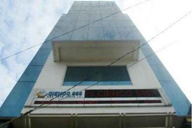 cienco 585 building office for lease for rent in binh thanh ho chi minh