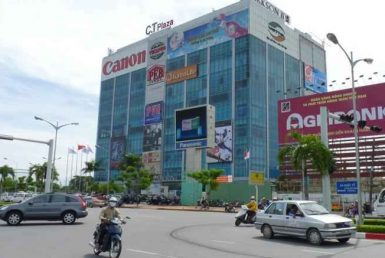ct plaza office for lease for rent in tan binh ho chi minh