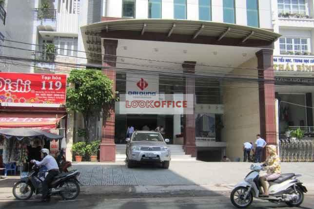 dai dung building office for lease for rent in tan binh ho chi minh