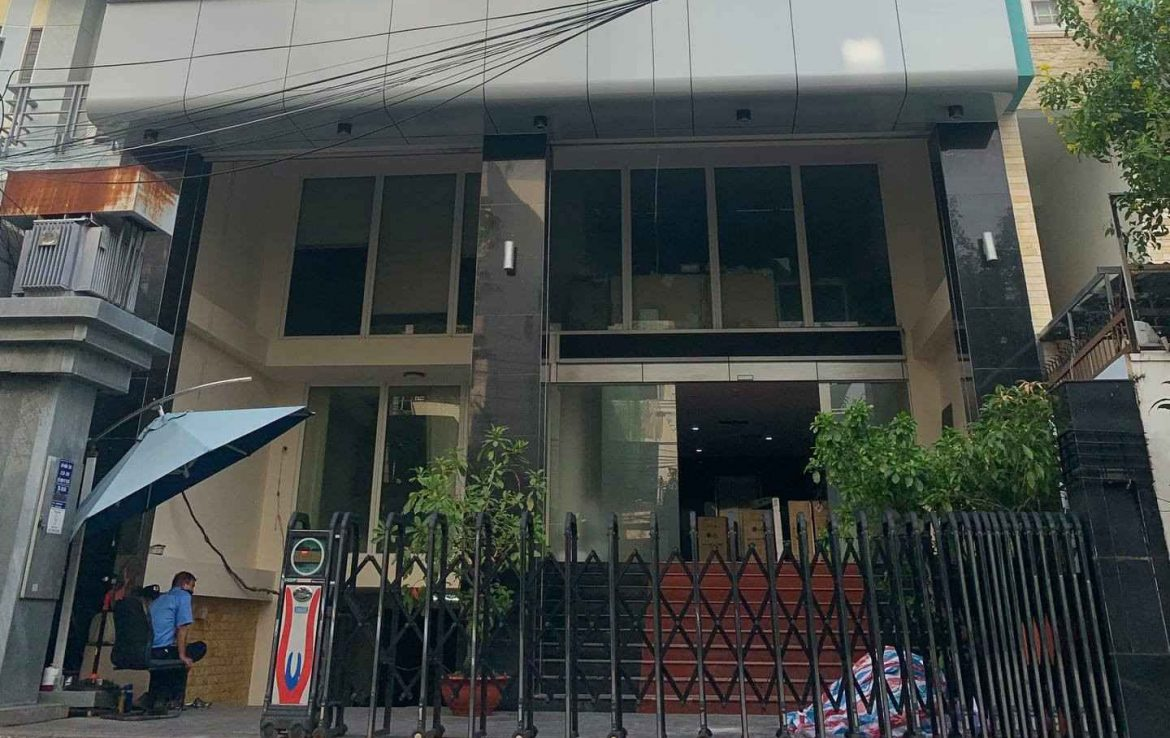 mink building office for lease for rent in tan binh ho chi minh