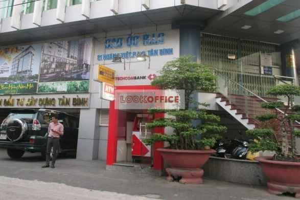 r.i.c tower office for lease for rent in tan binh ho chi minh